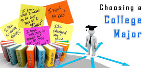 Choosing a College Major